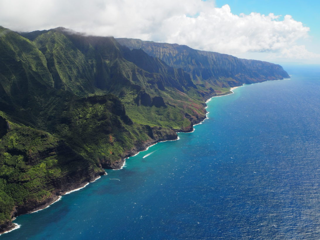 Napali Küste Kauai
