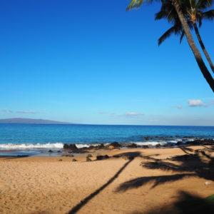 Traumhafter Strand auf Maui