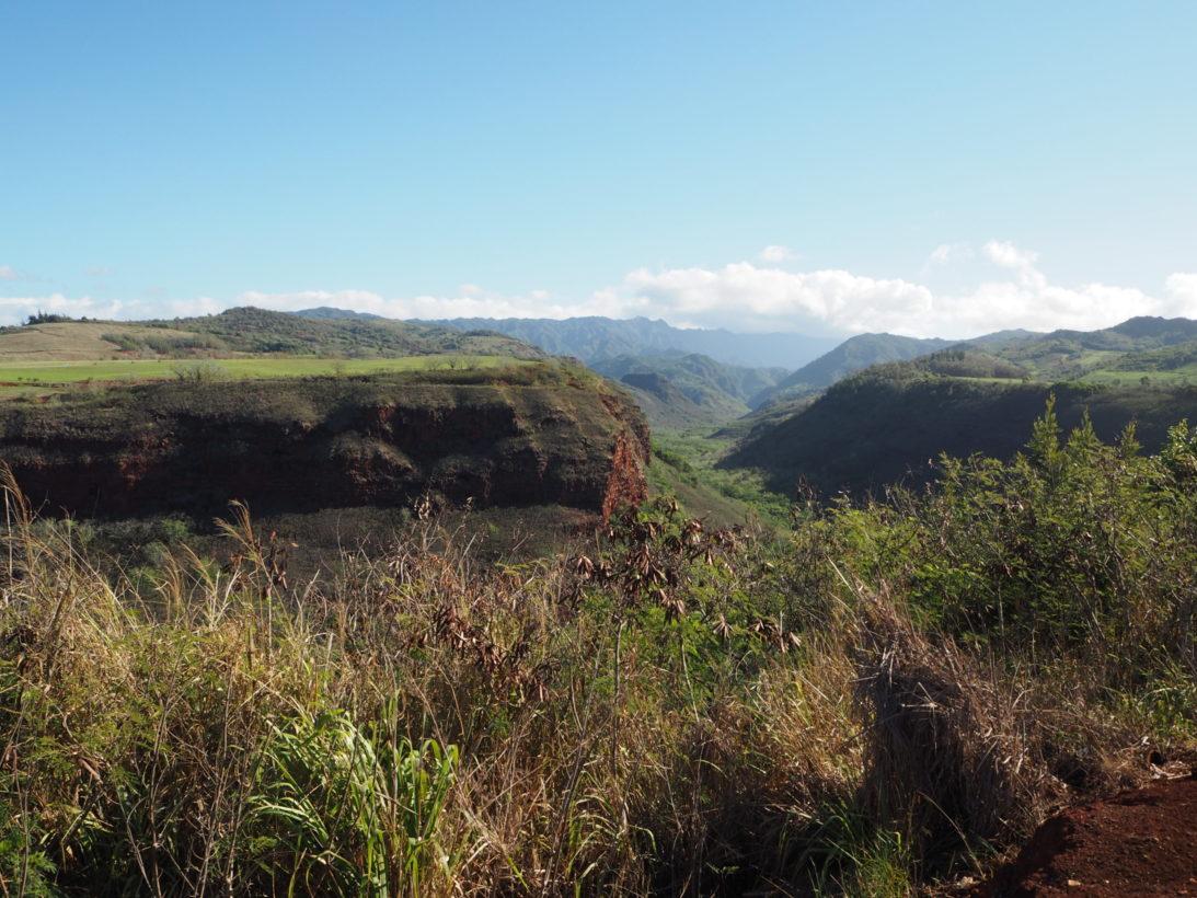 Wandern auf Kauai