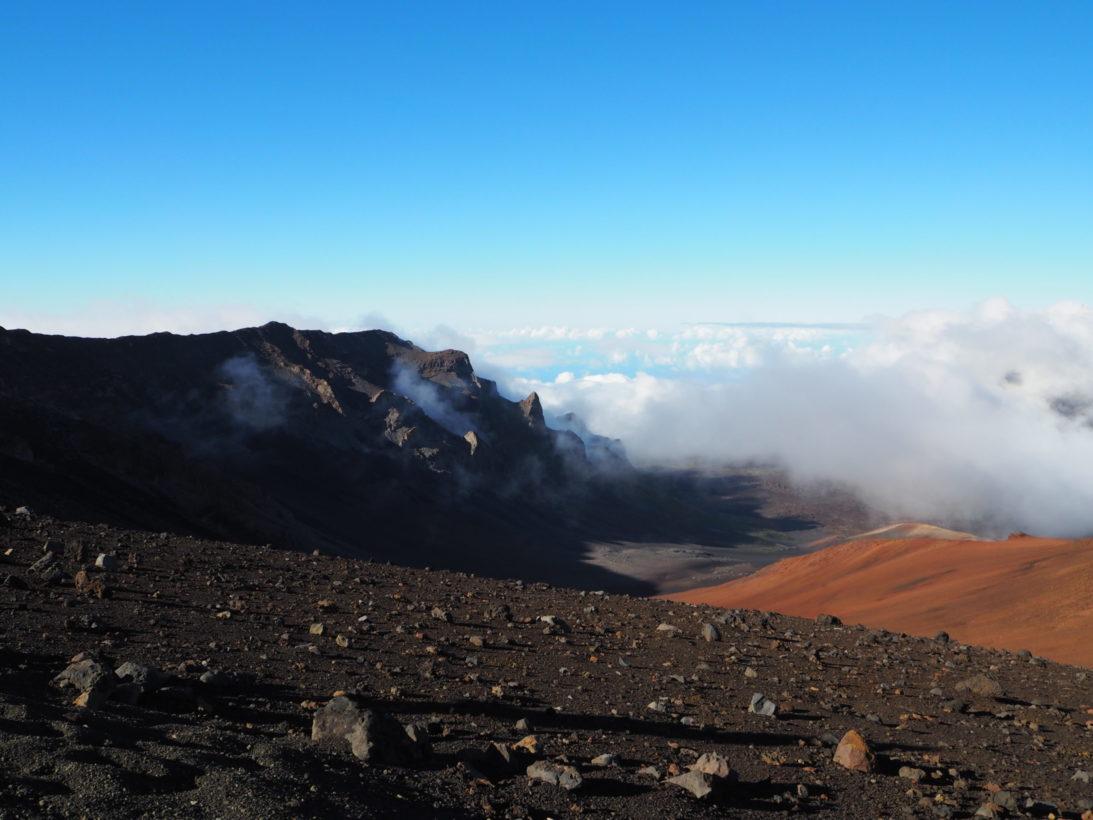 Wandern im Haleakala National Park
