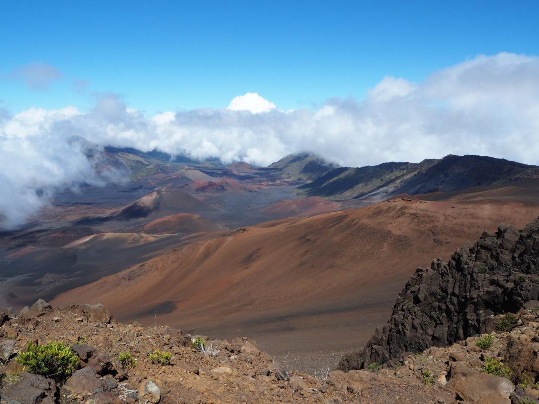 Haleakala Krater Maui