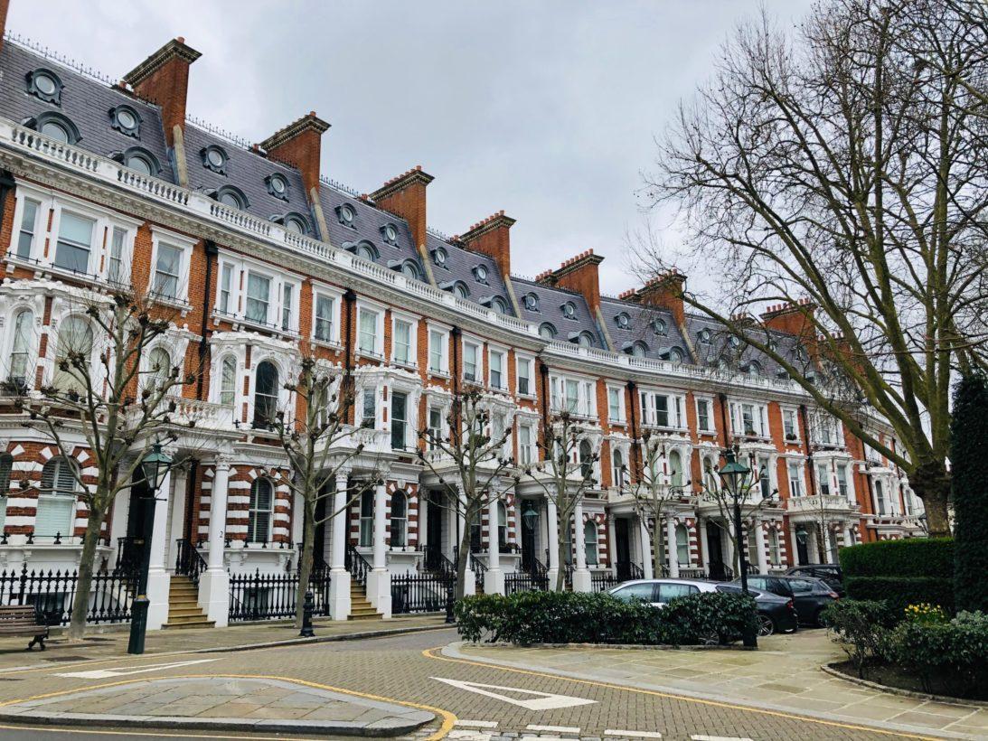 Die schönsten Sehenswürdigkeiten in London Kensington