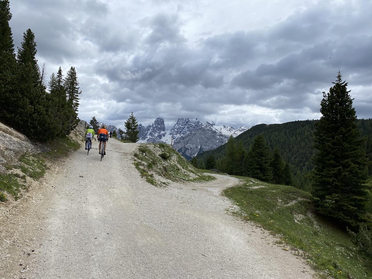 Weg zur Dürrensteinhütte