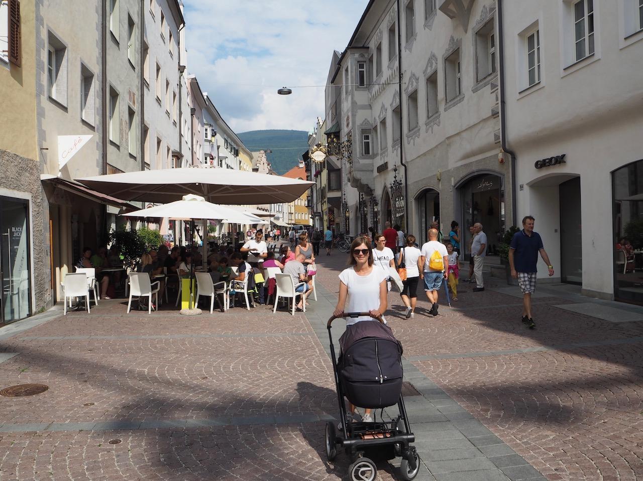 Fußgängerzone Brauneck